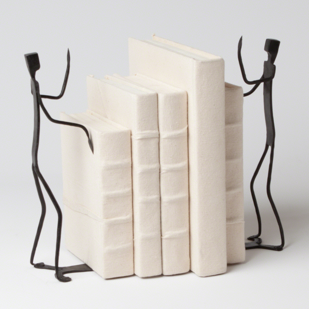 GLOBAL VIEWS - Shadow Bookends