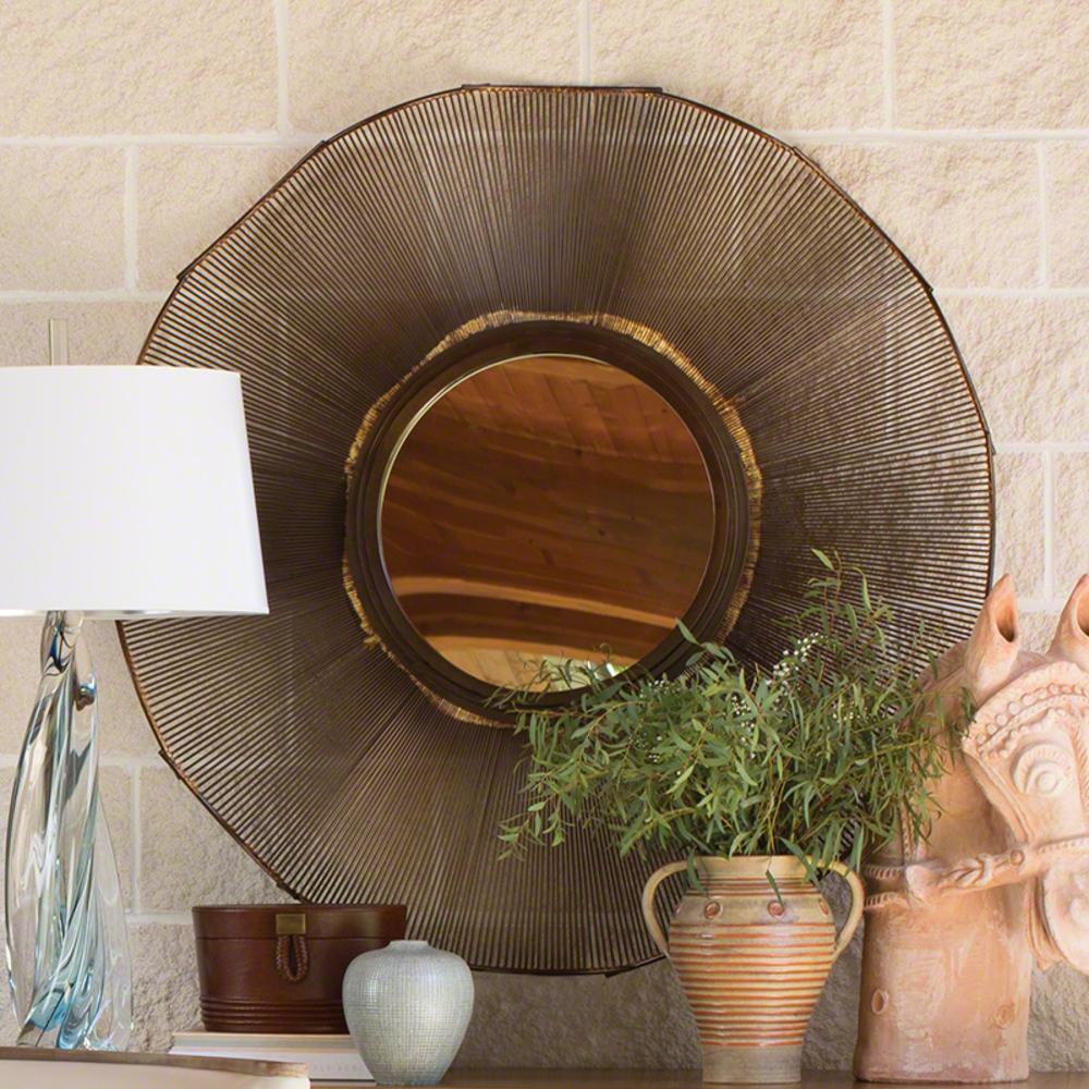 Global Views - Prairie Mirror, Bronze