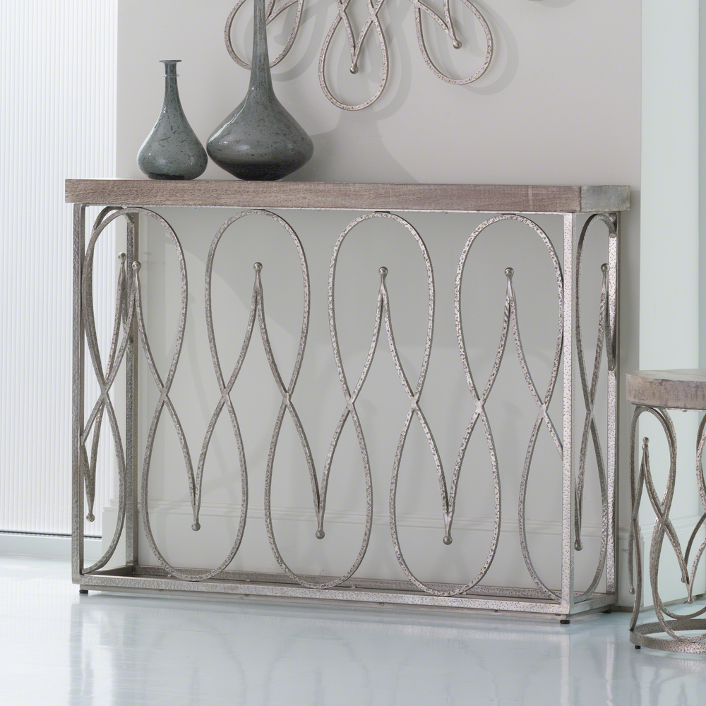 Global Views - Moroccan Console Table