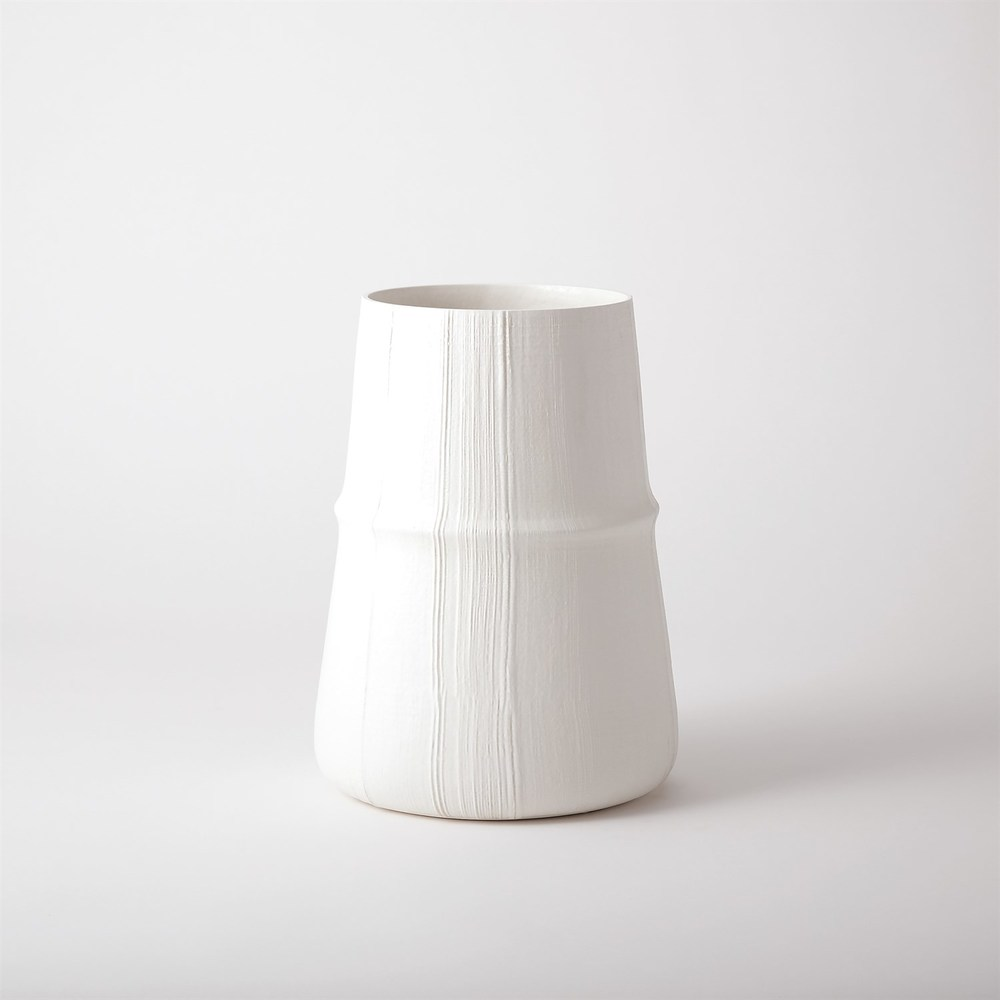 Global Views - Linen Vase