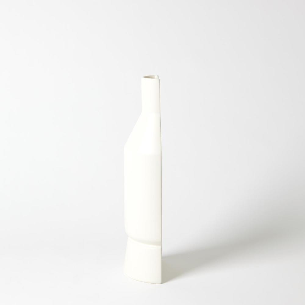 GLOBAL VIEWS - Flat Back Vase