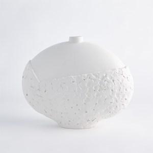Thumbnail of Global Views - Asymmetrical Stipple Vase, Large