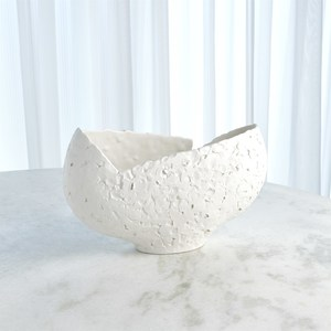 Thumbnail of Global Views - Asymmetrical Stipple Bowl