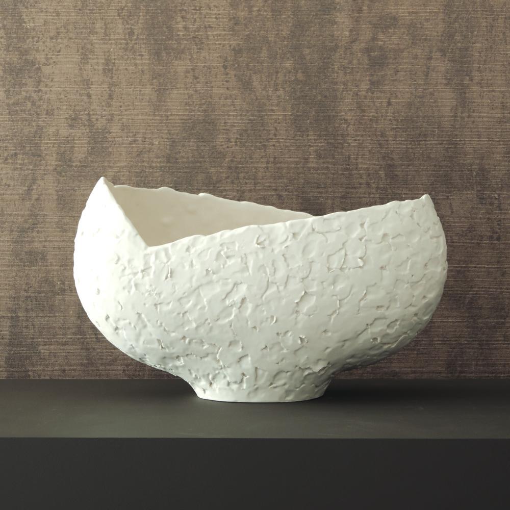 Global Views - Asymmetrical Stipple Bowl