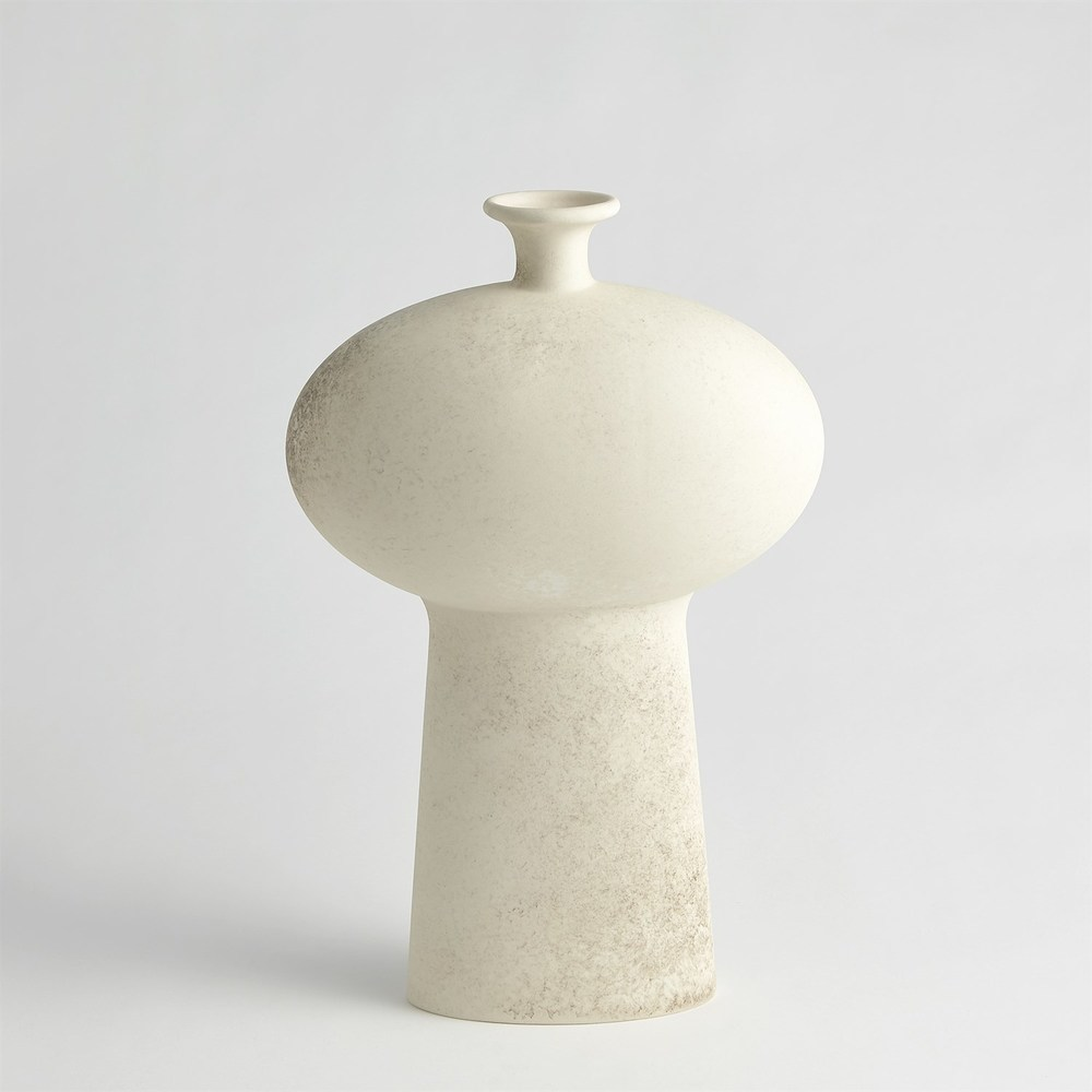 GLOBAL VIEWS - Folk Vase, Small
