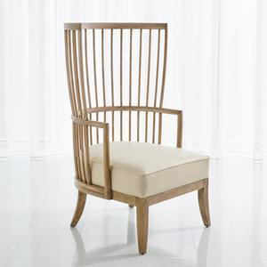 Thumbnail of Global Views - Spindle Wing Chair