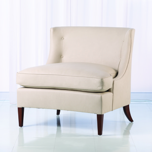 Thumbnail of GLOBAL VIEWS - Severn Leather Lounge Chair