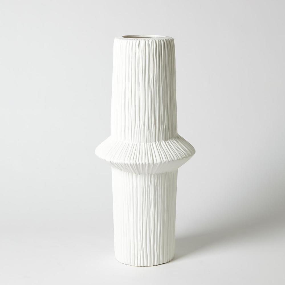 GLOBAL VIEWS - Acending Ring Vase