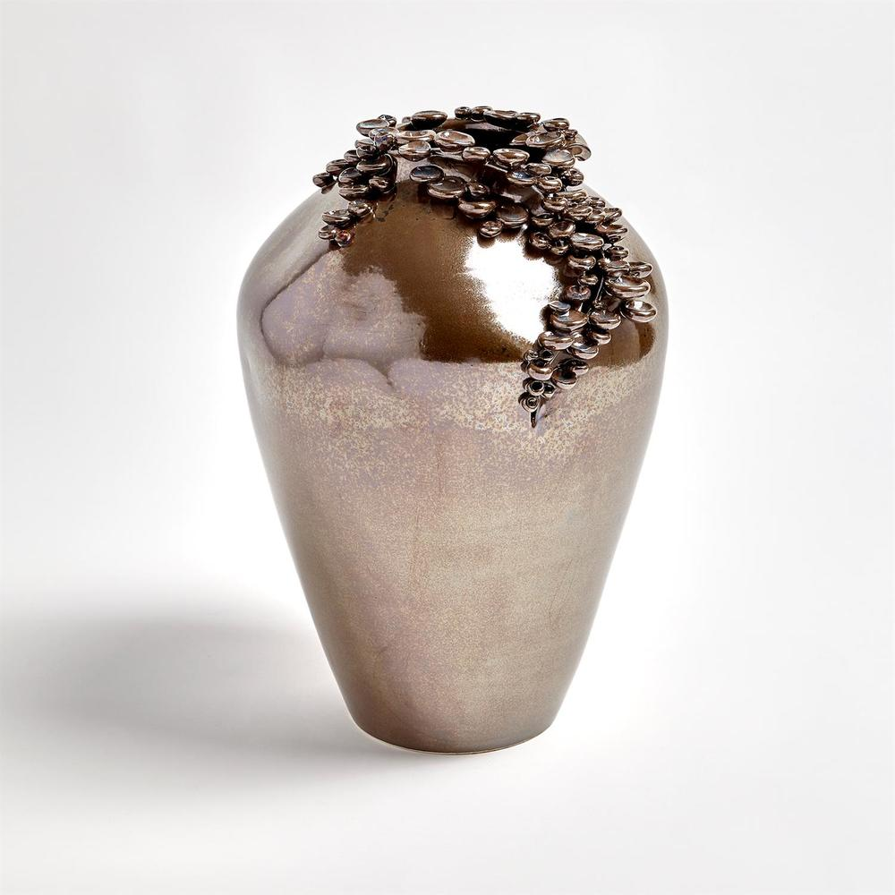 GLOBAL VIEWS - Cascading Reef Vase, Tall