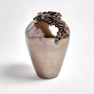 Thumbnail of GLOBAL VIEWS - Cascading Reef Vase, Tall