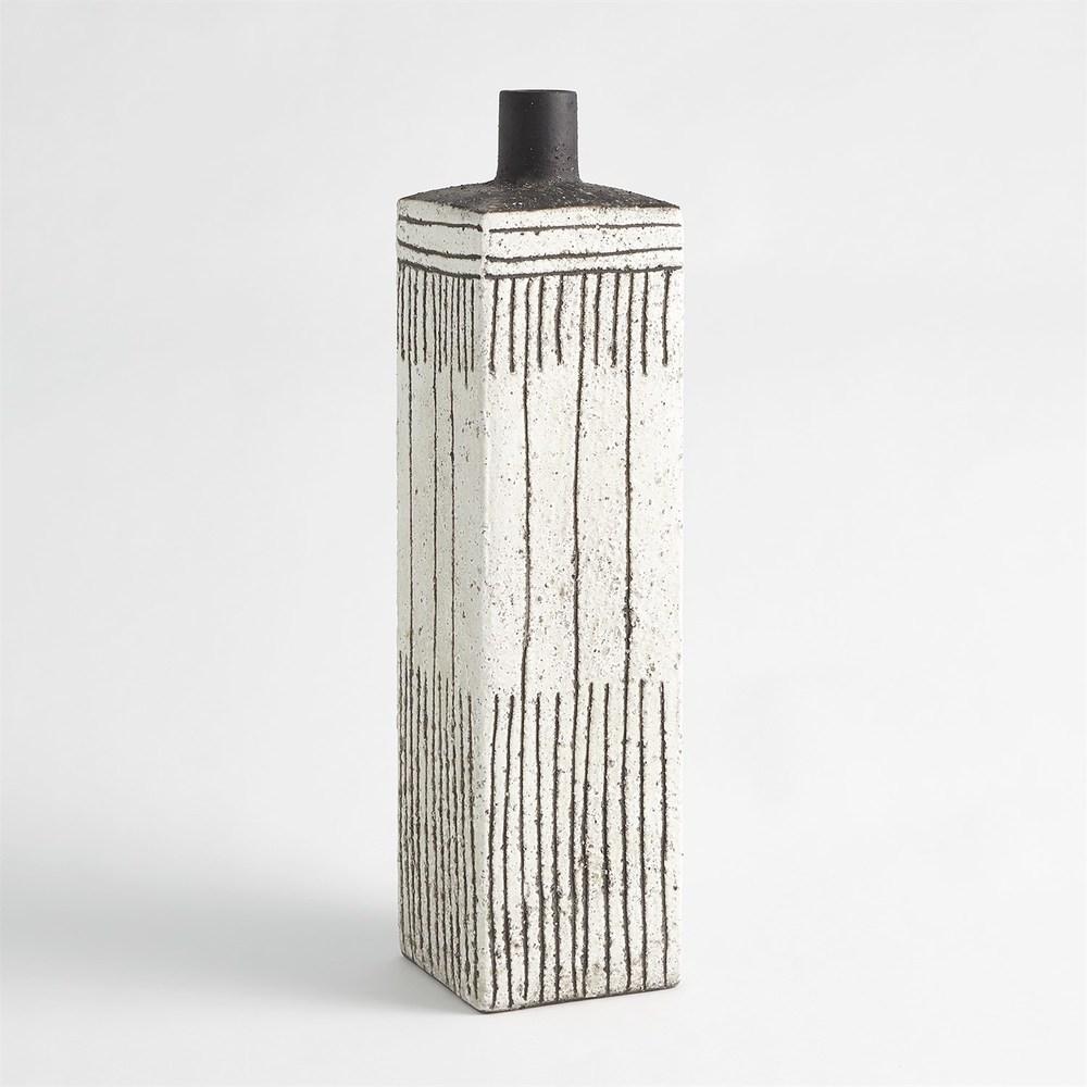 Global Views - Graffiti Square Vase