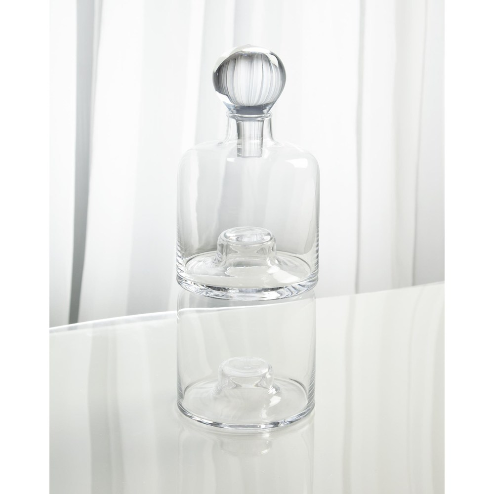 Global Views - Double Stacking Decanter