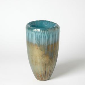 Thumbnail of GLOBAL VIEWS - Tear Drop Folded Vase