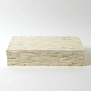 Thumbnail of Global Views - Chiseled Bone Storage Box