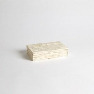 Thumbnail of Global Views - Chiseled Bone Storage Box