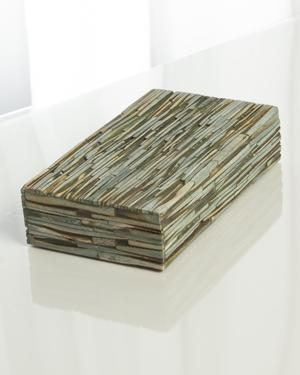 Thumbnail of Global Views - Chiseled Bone Box