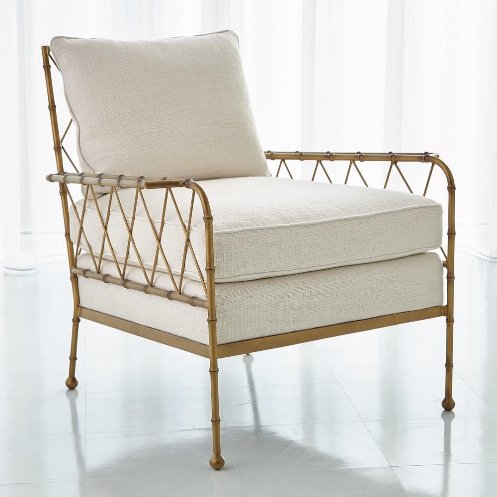 GLOBAL VIEWS - Bamboo Lounge Chair