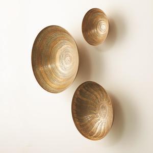 Thumbnail of Global Views - Sun Etched Wall Bowls