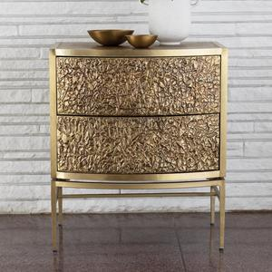 Thumbnail of Global Views - Crinkle Bedside Chest