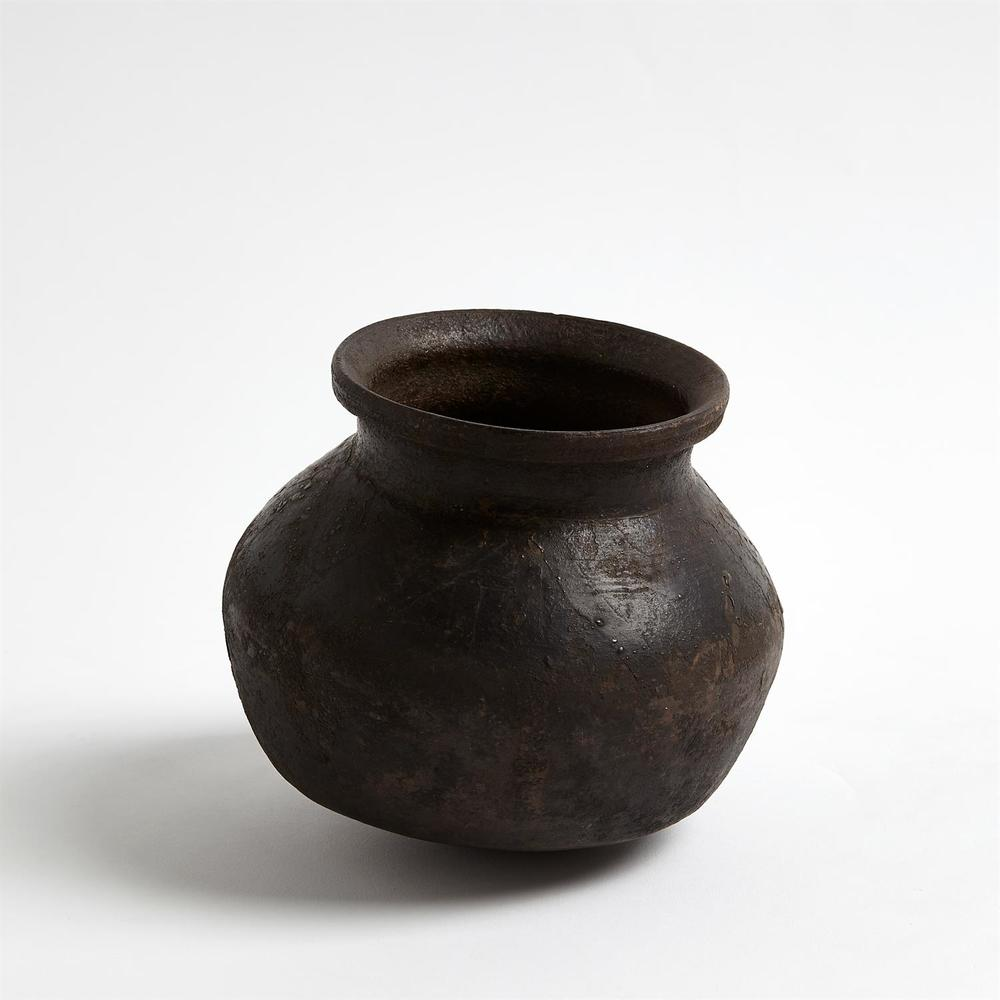 GLOBAL VIEWS - Hindi Clay Pot