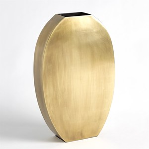 Thumbnail of GLOBAL VIEWS - Squared Oval Vase, Large