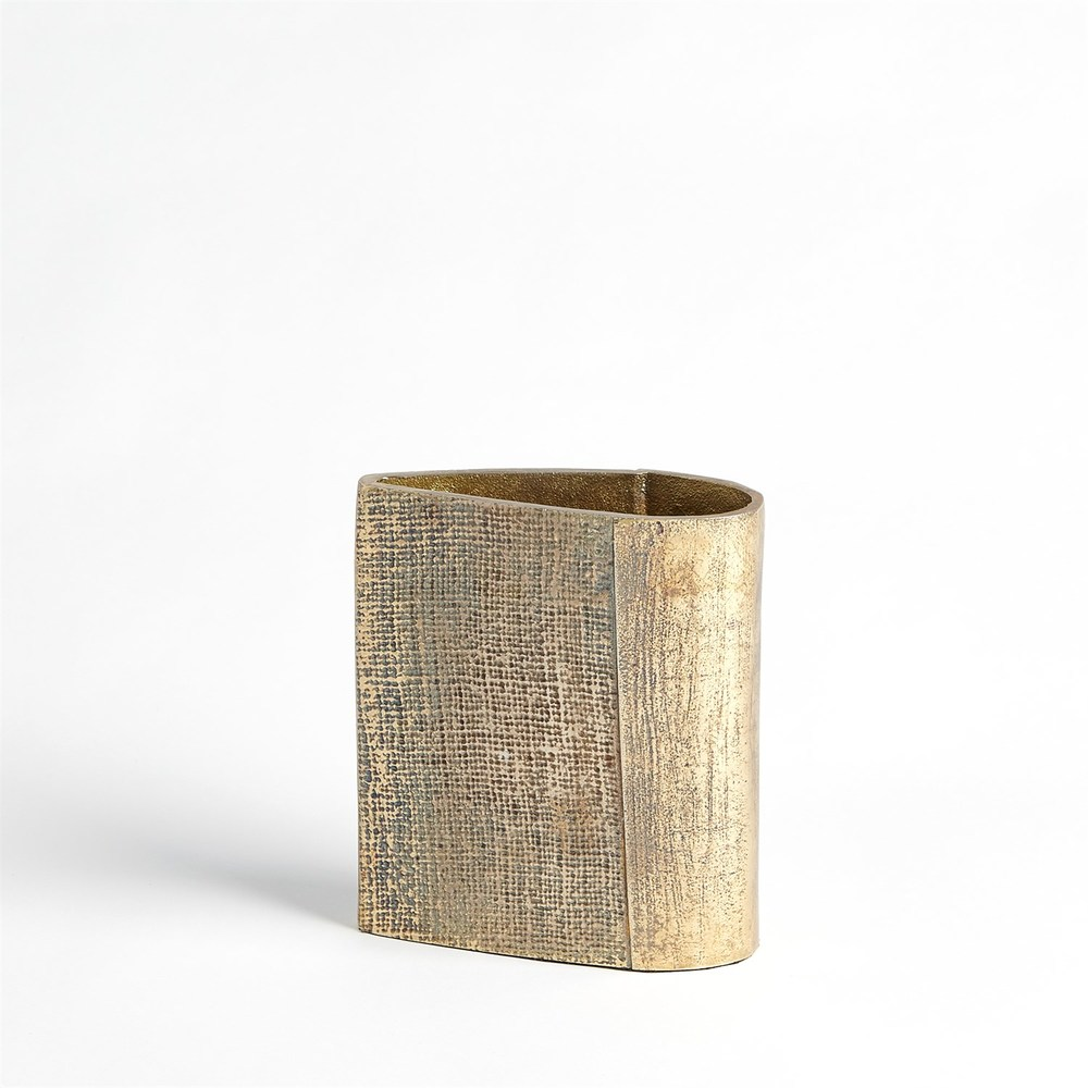 Global Views - Linen Vase, Small