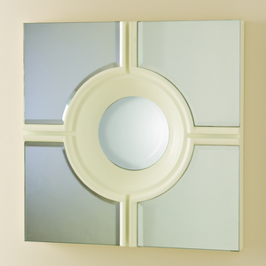 Thumbnail of Global Views - Bull's Eye Cross Mirror