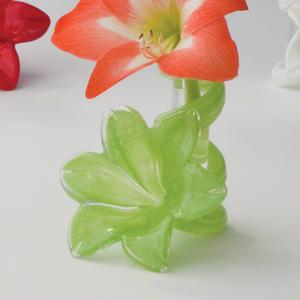 Thumbnail of Global Views - Green Lily Bud Vase