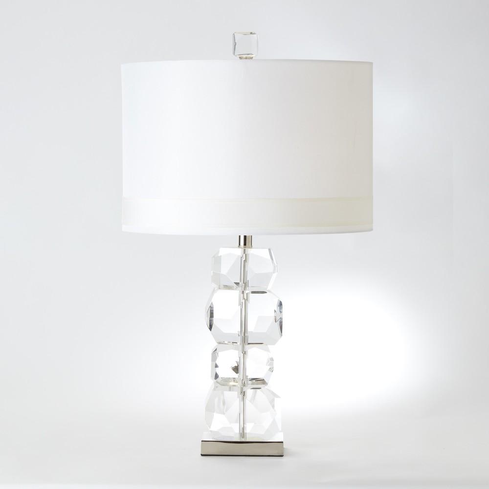 GLOBAL VIEWS - Stacked Gemstone Lamp