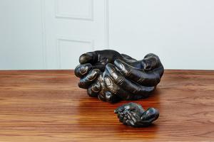 Thumbnail of Global Views - Iron Hand Bowl