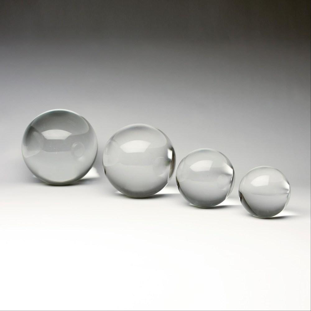 """Global Views - Crystal Sphere, 3"""""""