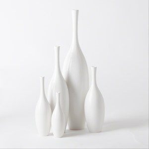 Thumbnail of Global Views - Juggler Vase, Blanc