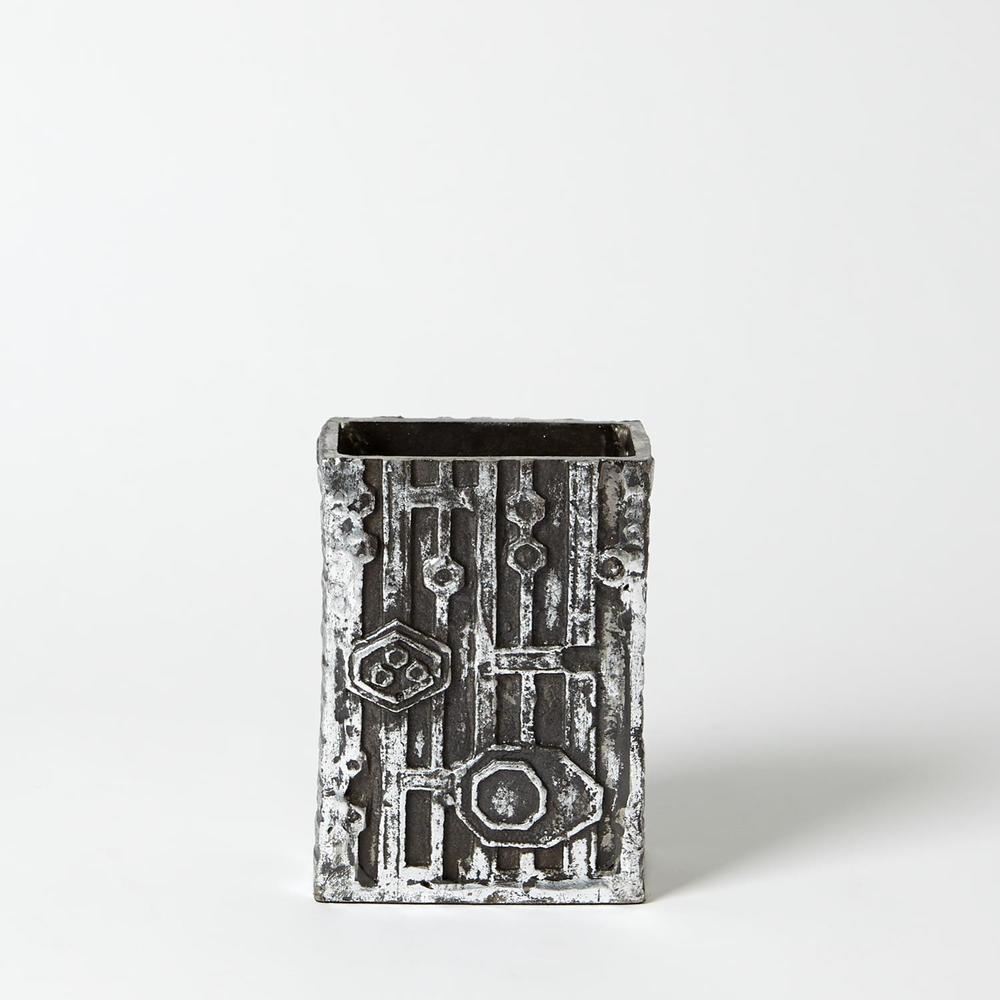 Global Views - Abstract Block Vase