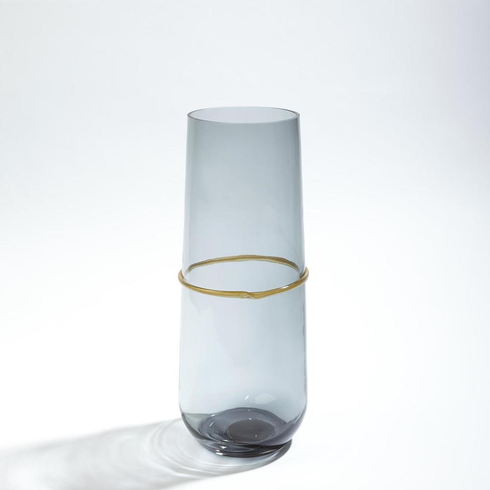 Global Views - Ribbon Wrapped Vase