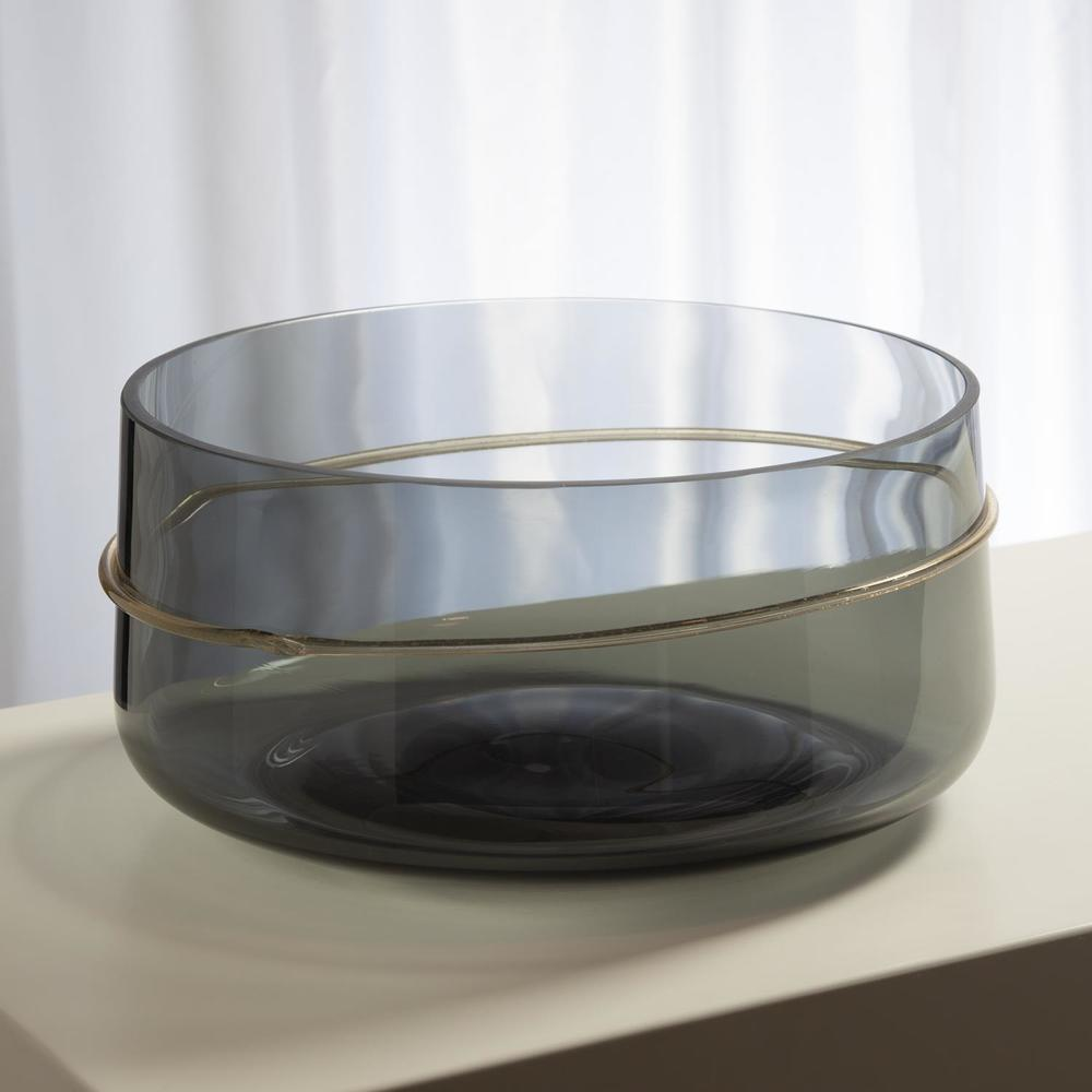 Global Views - Ribbon Wrapped Bowl
