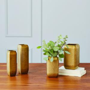 Thumbnail of GLOBAL VIEWS - Wide Hammered Vase