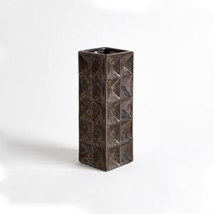 Thumbnail of GLOBAL VIEWS - Square Grid Vase, Small