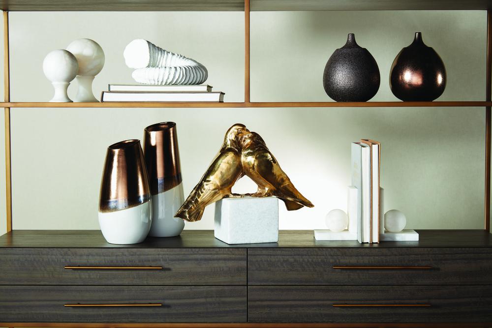 Global Views - Two Tone Vase, Large