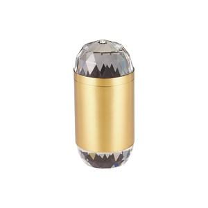 Thumbnail of Global Views - Banded Crystal Candle