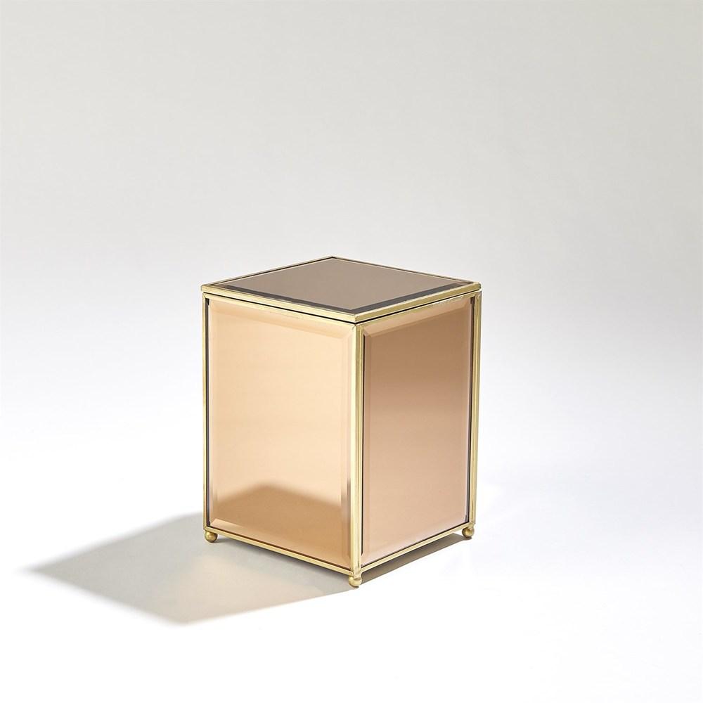 Global Views - Beveled Mirror Box, Small