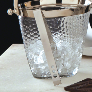 Thumbnail of Global Views - Stainless Steel Ice Tongs