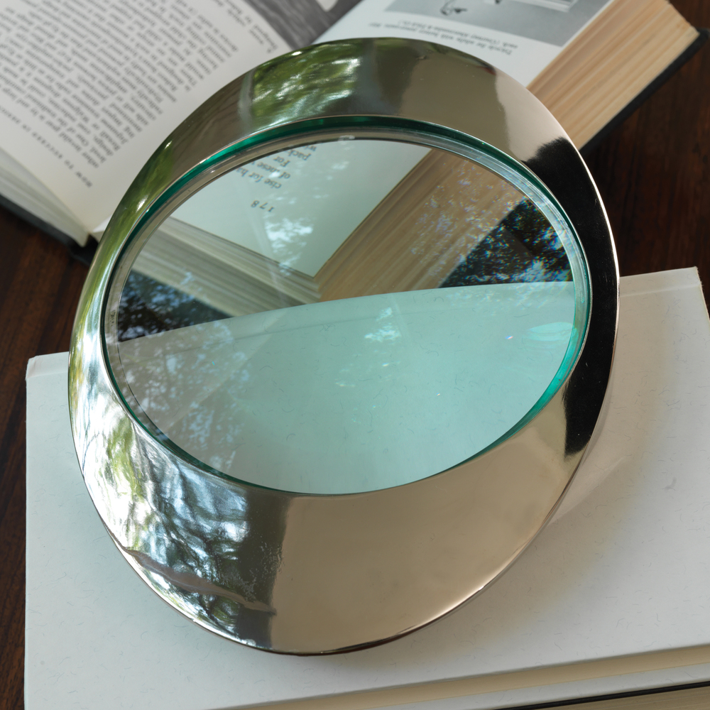 Global Views - Oval Magnifying Glass