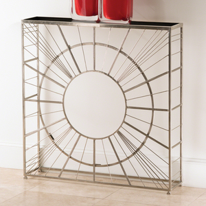 Thumbnail of Global Views - Radial Console, Nickel