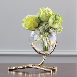 Thumbnail of Global Views - Twig Vase Holder, Brass
