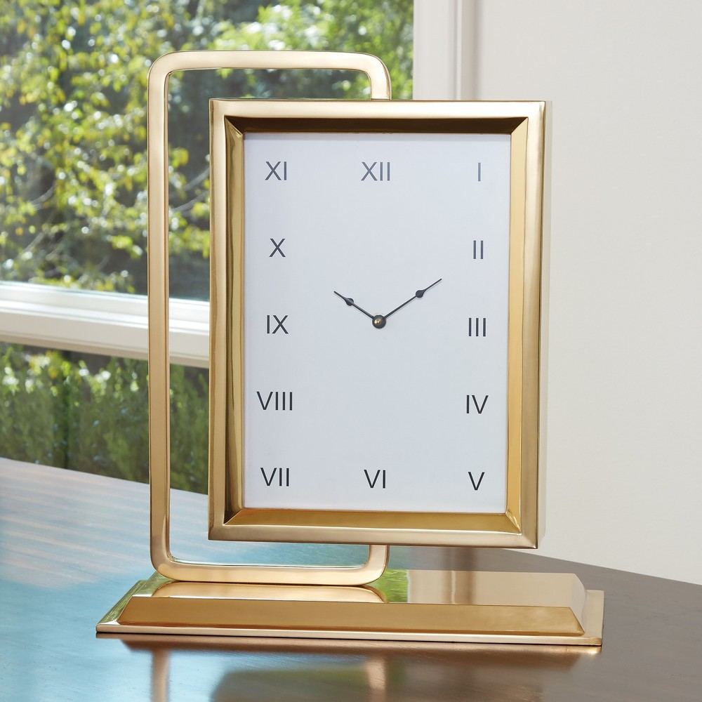 Global Views - Time to Reflect, Brass