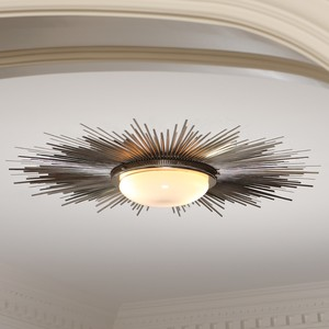 Thumbnail of Global Views - Sunburst Light Fixture