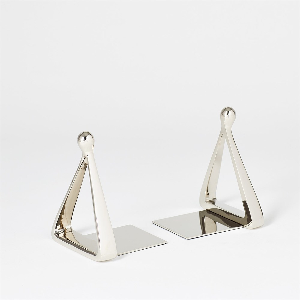 Global Views - Stirrup Bookends