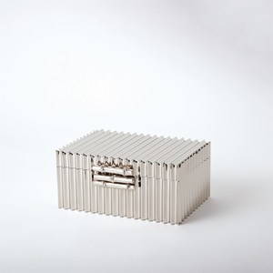 Thumbnail of Global Views - Corrugated Bamboo Box