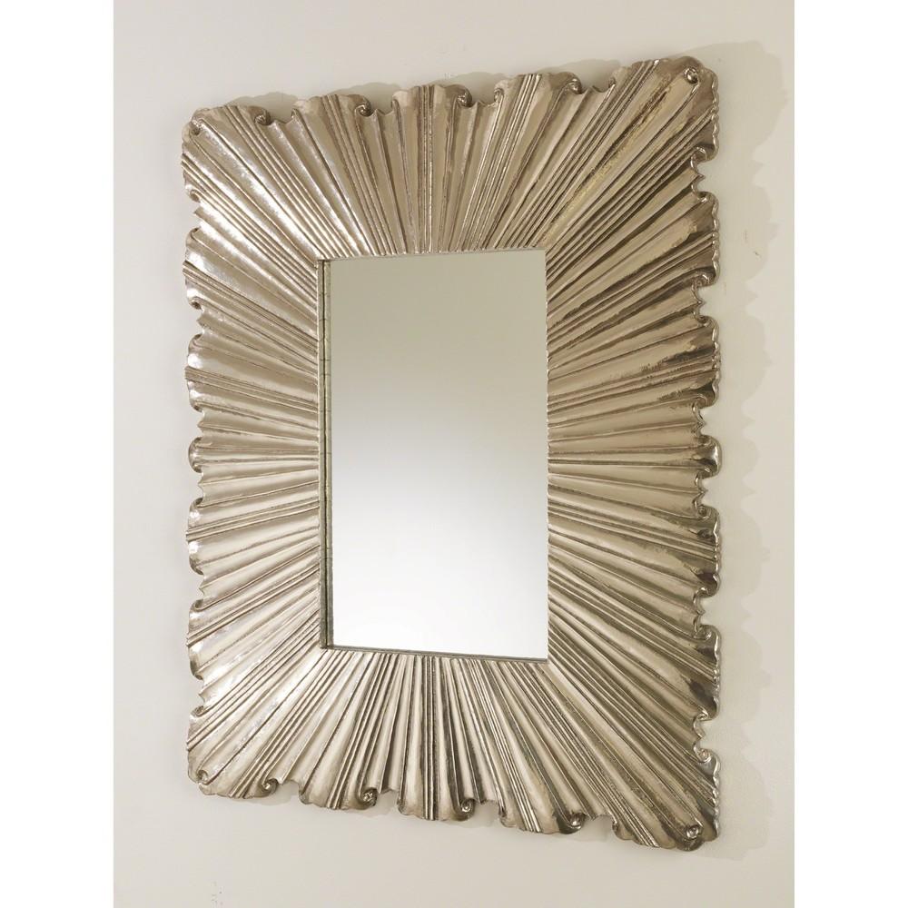 Global Views - Linenfold Mirror