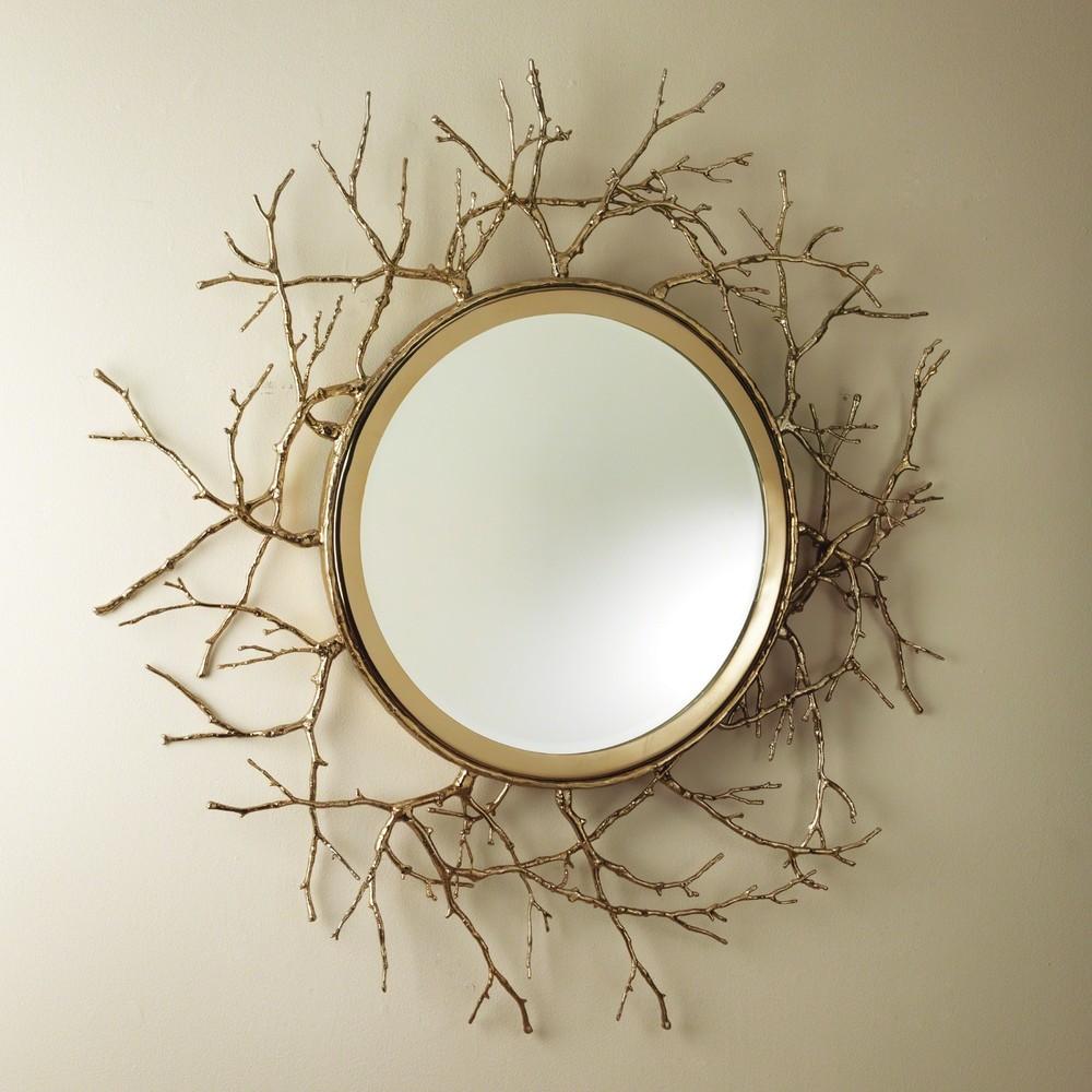 Global Views - Twig Mirror